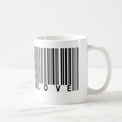 Can't Buy Me Love Coffee Mugs