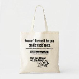 Cant fix stupid bag