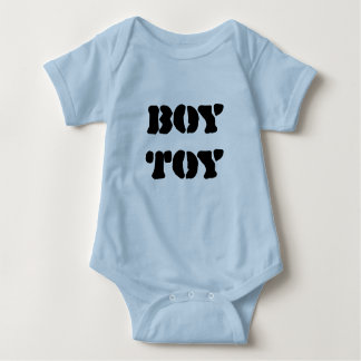 Can't he stay litle forever? baby bodysuit