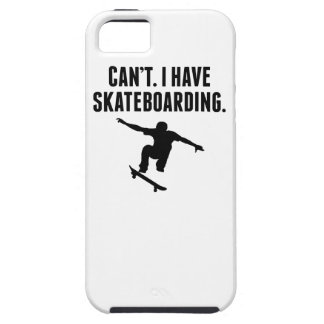 Can't I Have Skateboarding iPhone 5 Cover