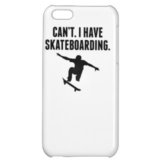 Can't I Have Skateboarding iPhone 5C Case