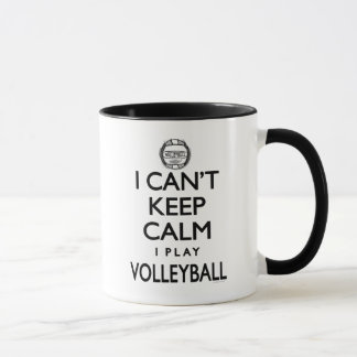 Can't Keep Calm Volleyball