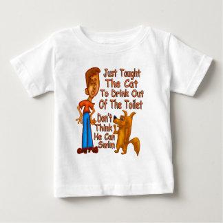Can't Swim Baby T-Shirt