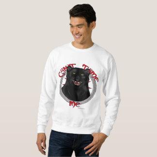 Can't Tame Leopard Men's Sweatshirt