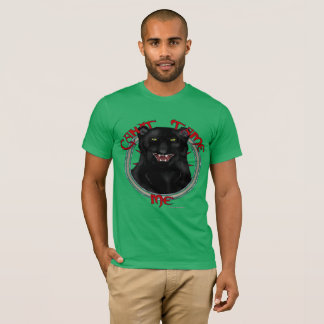 Can't Tame Leopard Men's T-Shirt