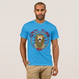 Can't Tame Lion Men's T-Shirt