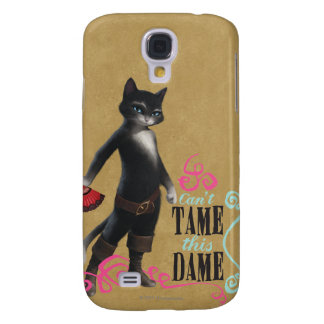 Can't Tame This Dame (color) Samsung Galaxy S4 Cases