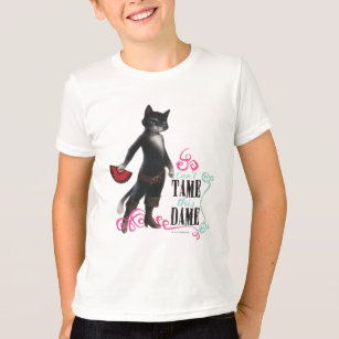 Can't Tame This Dame (colour) T-Shirt
