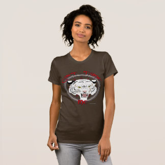 Can't Tame Tiger Ladies Jersey T-Shirt