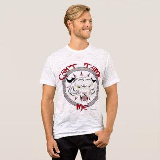 Can't Tame Tiger Men's Burnout T-Shirt