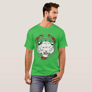 Can't Tame Tiger Men's Dark T-Shirt