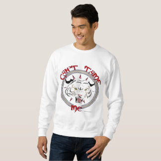 Can't Tame Tiger Men's Sweatshirt