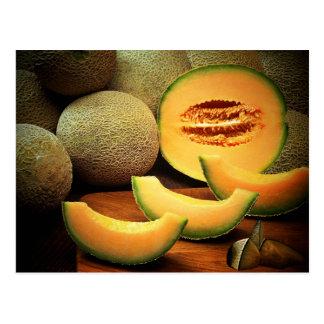 Cantaloupe Postcard