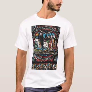 Canterbury Stained Glass Window T-Shirt