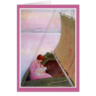 Canterbury Tales - Constance Card