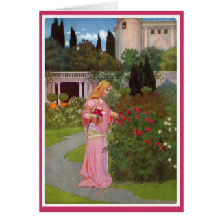 Canterbury Tales - Emelye Card