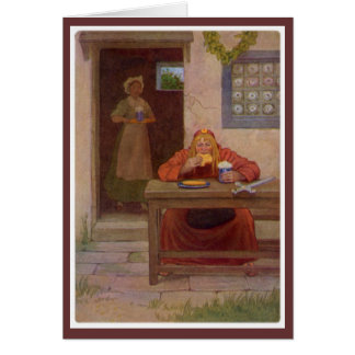 Canterbury Tales - The Pardoner Card