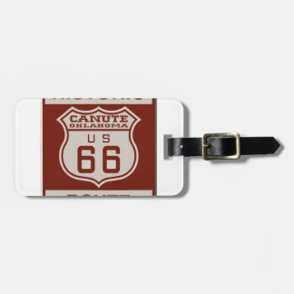 CANUTERT66 LUGGAGE TAG