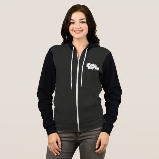 Canvas Bella Two Tone Hoodie by Track Seven Band