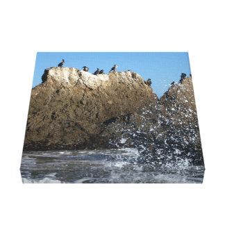 Canvas - California Coastal Gallery Wrap Canvas
