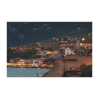 Canvas Lake Garda - Limone sul Garda