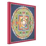 CANVAS - Mandala of Buddha of Compassion Canvas Prints