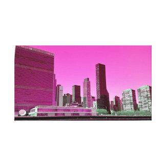 Canvas - New York Skyline