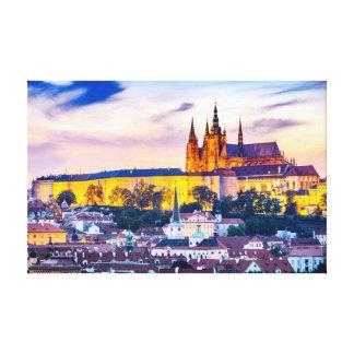 Canvas Prague