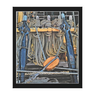 Canvas Print - Know Your Ropes