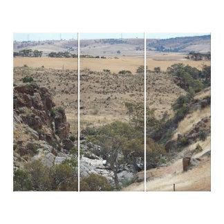 Canvas Print - Mannum Falls South Australia