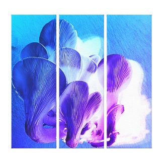 Canvas Print - Mushroom Madness