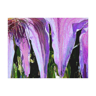 Canvas Print - Purple Flow