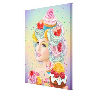 Canvas print sweet dreams