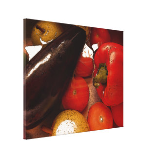 Canvas Print - Vegie Fruit