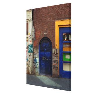 Canvas - Revolution Door