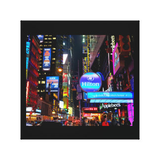 Canvas ... Times Square, New York Canvas Print