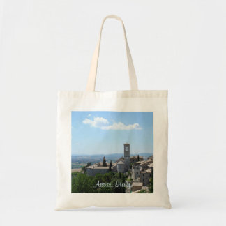 Canvas Tote--Assisi