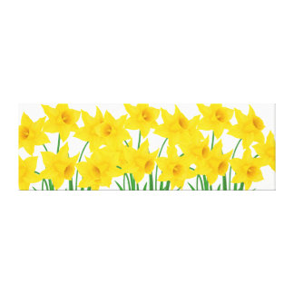 Canvas Wall Art-Daffodils