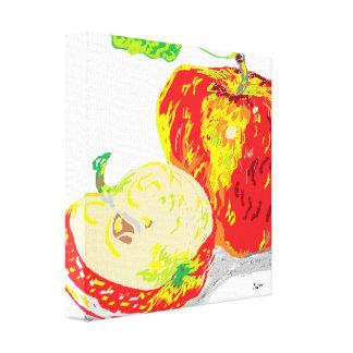 Canvas Wrap / Apple a Day