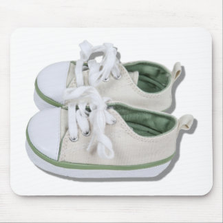 CanvasBabyShoes101610 Mouse Pad