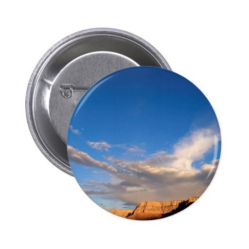 Canyon Clouds Grand Button