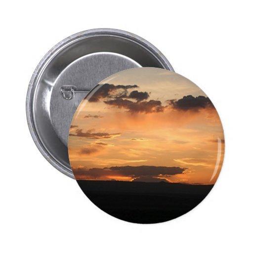 Canyon de Chelly Sunset, Arizona, USA Buttons