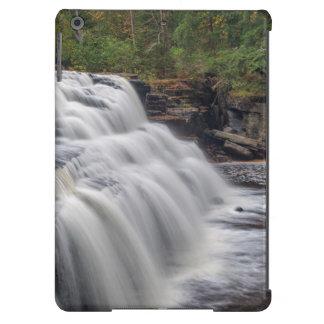 Canyon Falls On The Sturgeon River Near L'Anse iPad Air Covers