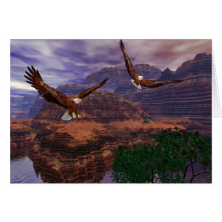 Canyon Flight Card