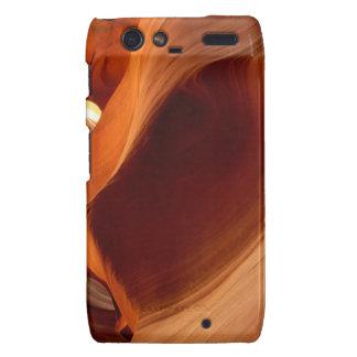 Canyon Watering Hole Antelope Motorola Droid RAZR Cover