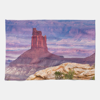 Canyonland Views Utah Kitchen Towel