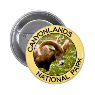 Canyonlands National Park 6 Cm Round Badge