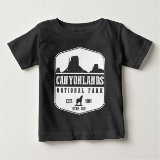 Canyonlands National Park Baby T-Shirt