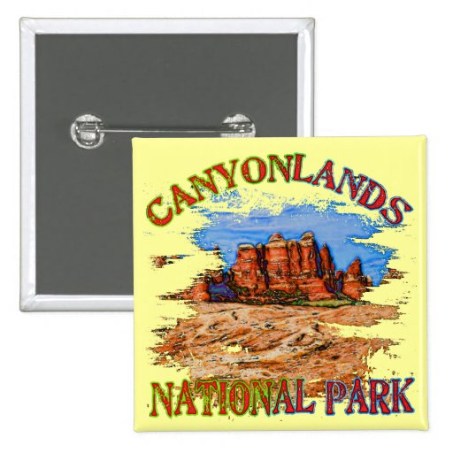 Canyonlands National Park Button