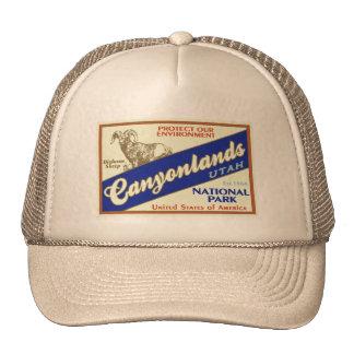 Canyonlands National Park  (Bighorn) Mesh Hats
